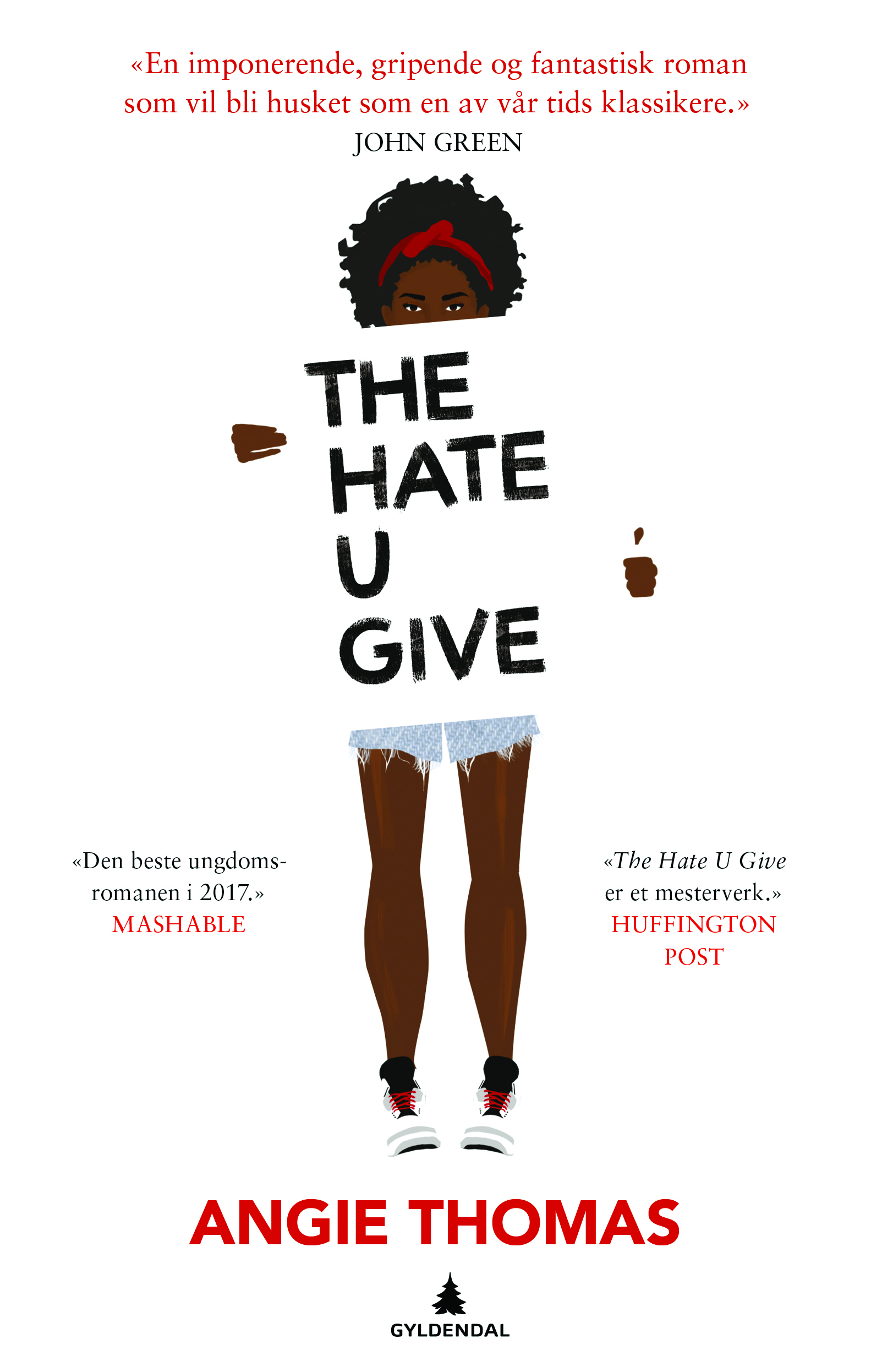 November 2018: The hate u give