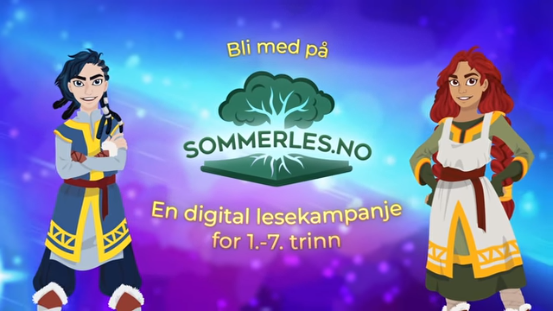 Kickoff for Sommerles 2019!