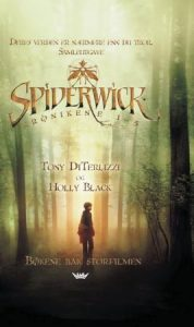 spiderwick omslag